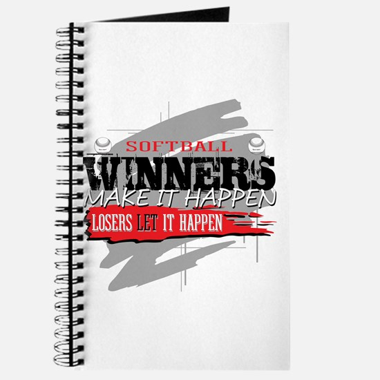 Winners and Losers Softball Journal