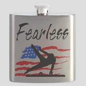 WINNING GYMNAST Flask