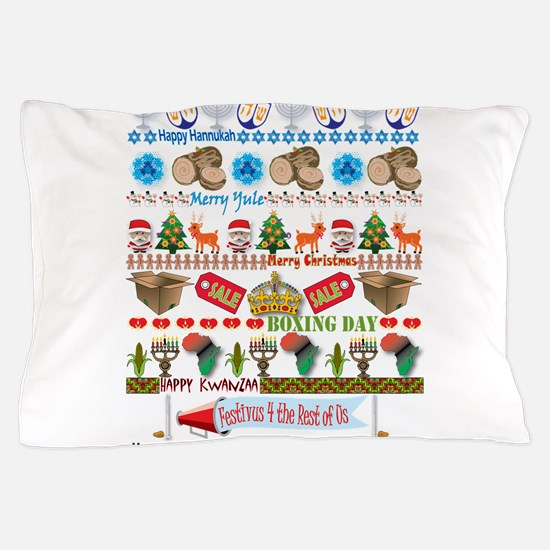 EveryHoliday Pillow Case