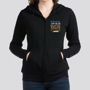 EveryHoliday Women's Zip Hoodie