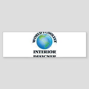 Interior Designer Bumper Sticker