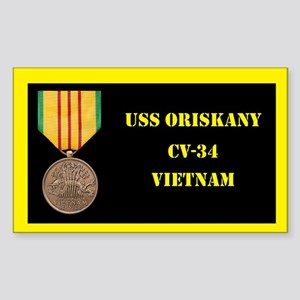 USS Oriskany Sticker