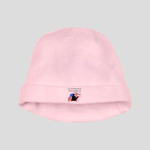 WINNING GYMNAST baby hat