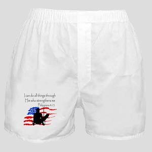 WINNING GYMNAST Boxer Shorts
