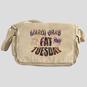 Fat Tuesday Messenger Bag