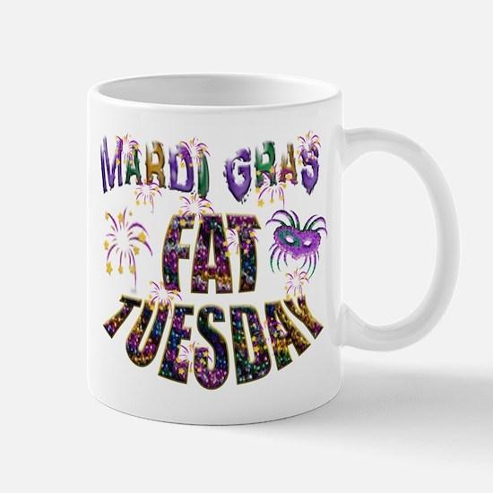 Fat Tuesday Mugs