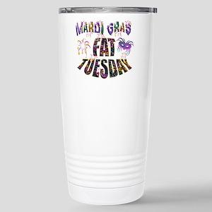 Fat Tuesday Travel Mug