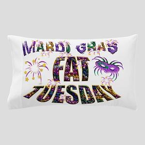 Fat Tuesday Pillow Case