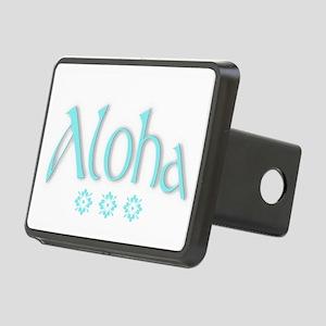 ALOHA! Rectangular Hitch Cover