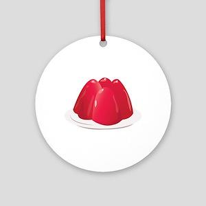 Jello Mold Ornament (Round)