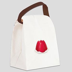Jello Mold Canvas Lunch Bag