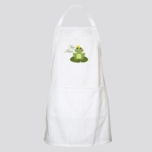 The Frog Prince Apron