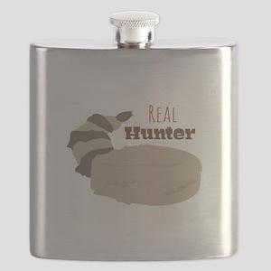 Real Hunter Flask