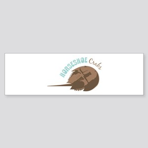 Horseshoe Crabs Bumper Sticker
