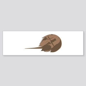Horseshoe Crab Bumper Sticker