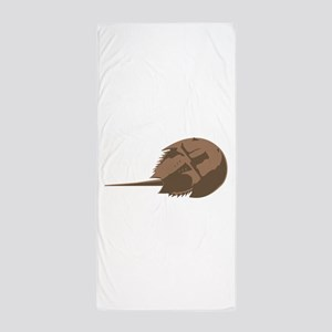 Horseshoe Crab Beach Towel