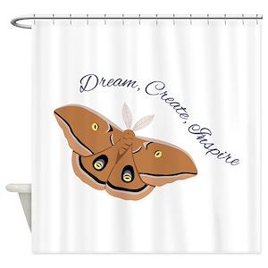 Inspire Dream Shower Curtains