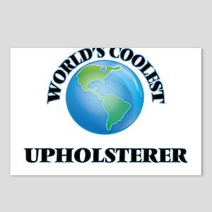 Upholsterer Postcards (Package of 8)