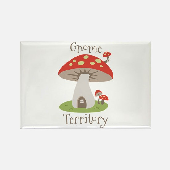 Gnome Territory Magnets