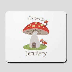 Gnome Territory Mousepad