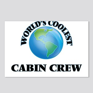 Cabin Crew Postcards (Package of 8)