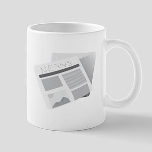 News Paper Mugs