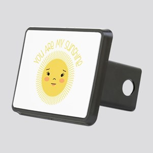 My Sunshine Hitch Cover