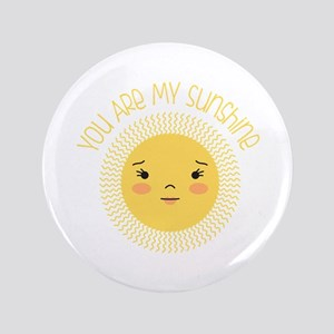"My Sunshine 3.5"" Button"
