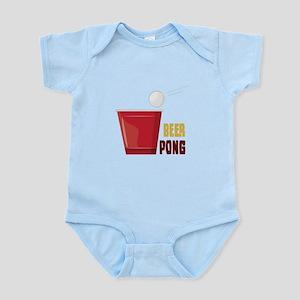 Beer Pong Body Suit