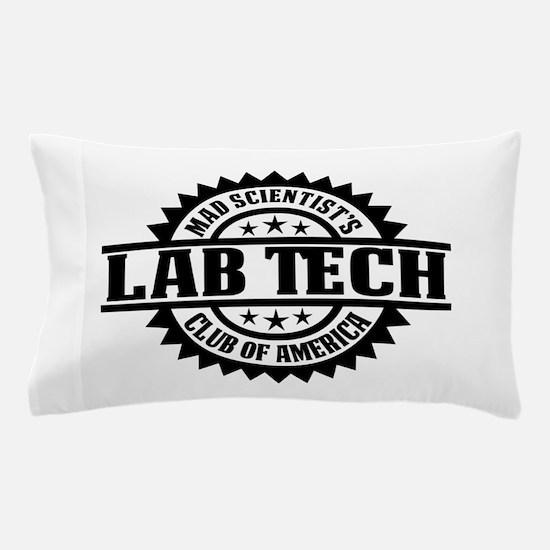 MSC: Lab Tech Pillow Case