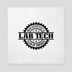 MSC: Lab Tech Queen Duvet