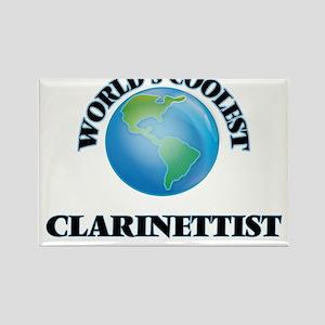 Clarinettist Magnets