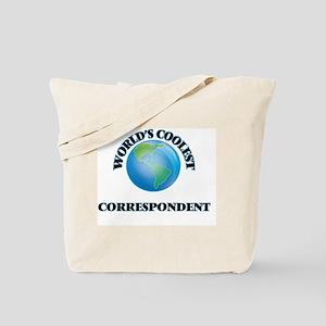 Correspondent Tote Bag