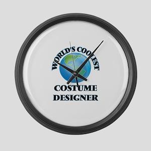 Costume Designer Large Wall Clock
