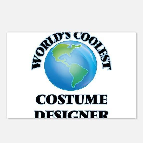 Costume Designer Postcards (Package of 8)