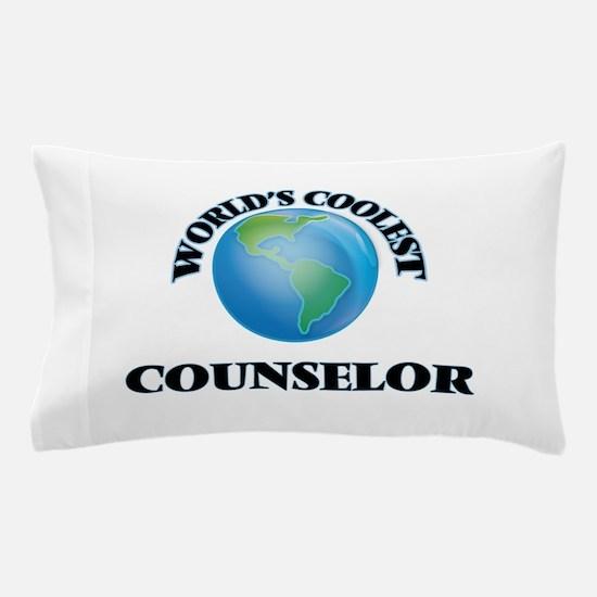 Counselor Pillow Case