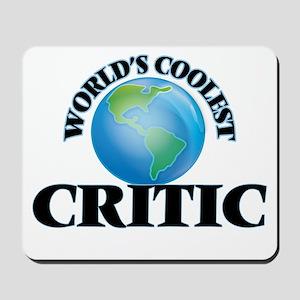 Critic Mousepad