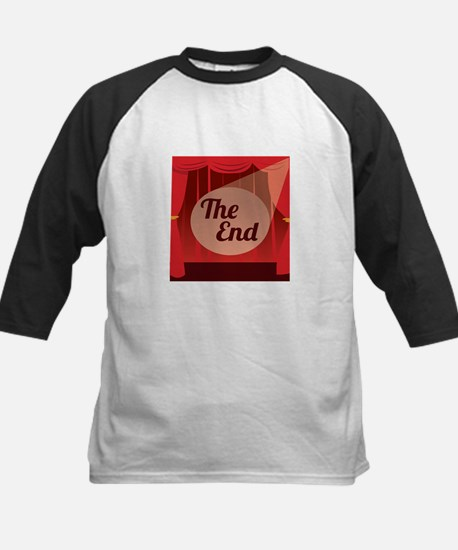 The End Baseball Jersey
