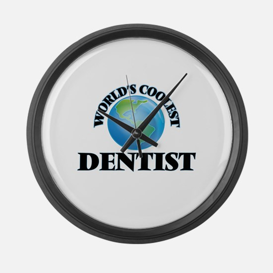 Dentist Large Wall Clock