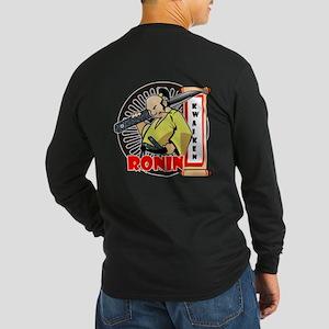 Kwaiken Knife Ronin Long Sleeve T-Shirt