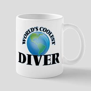 Diver Mugs