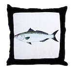 Australian Salmon kahawai Throw Pillow