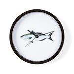 Australian Salmon kahawai Wall Clock