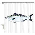 Australian Salmon kahawai Shower Curtain