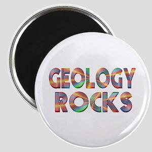 Geology Rocks Magnet