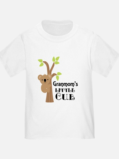 Granmom's Little Cub T