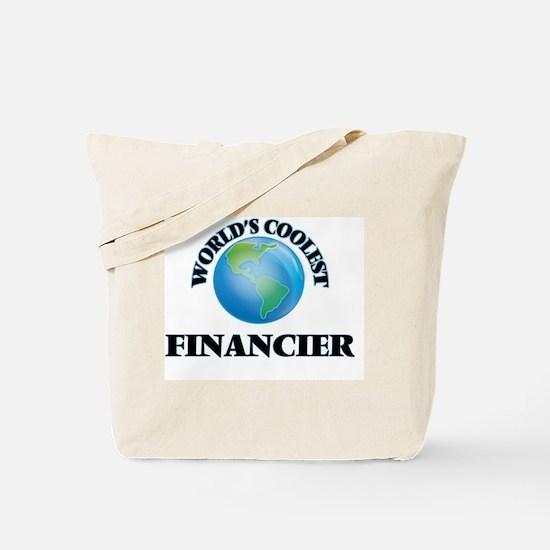 Financier Tote Bag