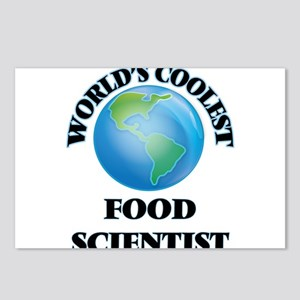 Food Scientist Postcards (Package of 8)