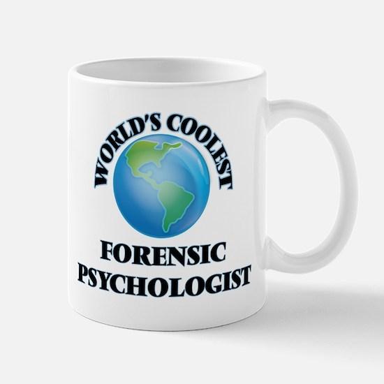 Forensic Psychologist Mugs