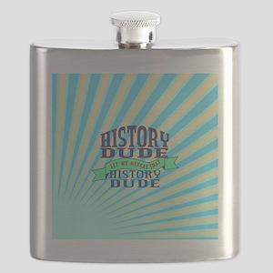 History Dude Flask